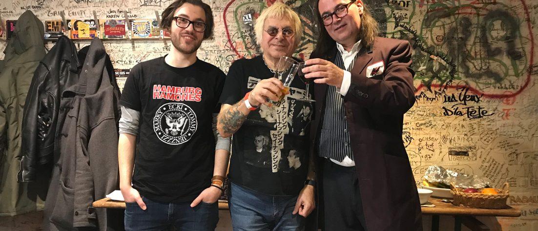 Charlie Harper (UK Subs) Interview on Radio Brennt!
